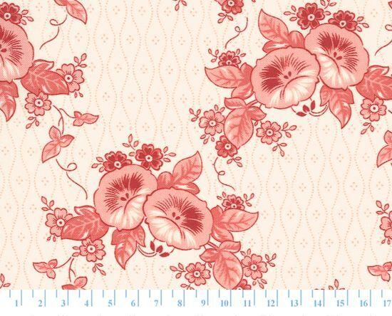 画像1: 日本製 Moda Fabrics  Roselyn ファブリック (1)